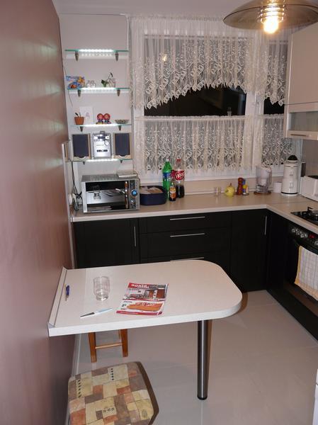 Galerie zdjęć  Kuchnia w bloku po kapitalnym remoncie