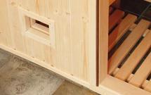 Budowa sauny. Nie zapomnij o dobrej izolacji termicznej i właściwej wentylacji