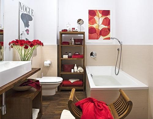 Dyskretny urok łazienki