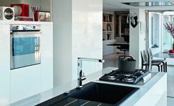 Funkcjonalny zlew kuchenny, czyli mycie naczyń w dobrym otoczeniu