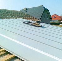 Wymiana pokrycia dachowego na pokrycie z blachy