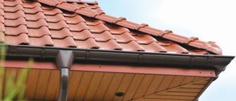 Prawidłowe odprowadzanie wody deszczowej z dachu. Trwały i solidny system rynnowy na lata