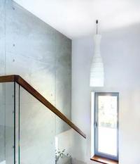 Imitacja betonu na ścianie