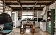 Sielski klimat w centrum miasta, czyli jak urządzić mieszkanie w stylu rustykalnym