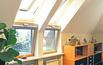 Kolankowe okna dachowe