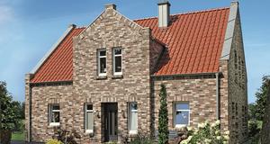 Jakie warunki powinien spełniać projekt dachu, aby ułożyć na nim dachówkę ceramiczną?