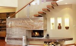 Jak prawidłowo wentylować pomieszczenie, w którym znajduje się kominek?