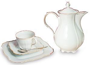 Piękna porcelana