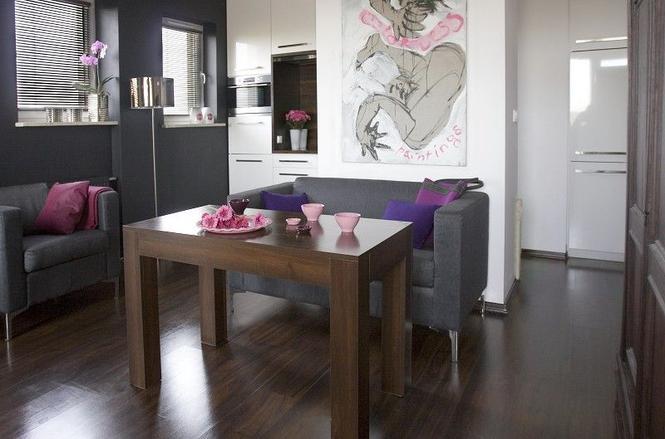 Szary pokój i wskazówki, z czym łączyć szare ściany w   -> Szara Kuchnia Jaki Kolor Ścian