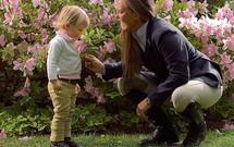 Ogród dla dzieci - zabawy w ogrodzie w zależności od wieku dziecka