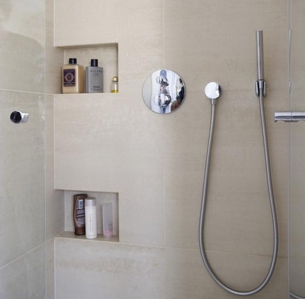 Prysznicowe inspiracje - baterie podtynkowe