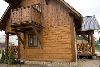 Elewacja: piękna przez wiele lat szata domu
