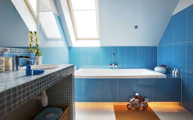 Jak wykończyć podłogi i ściany w łazience
