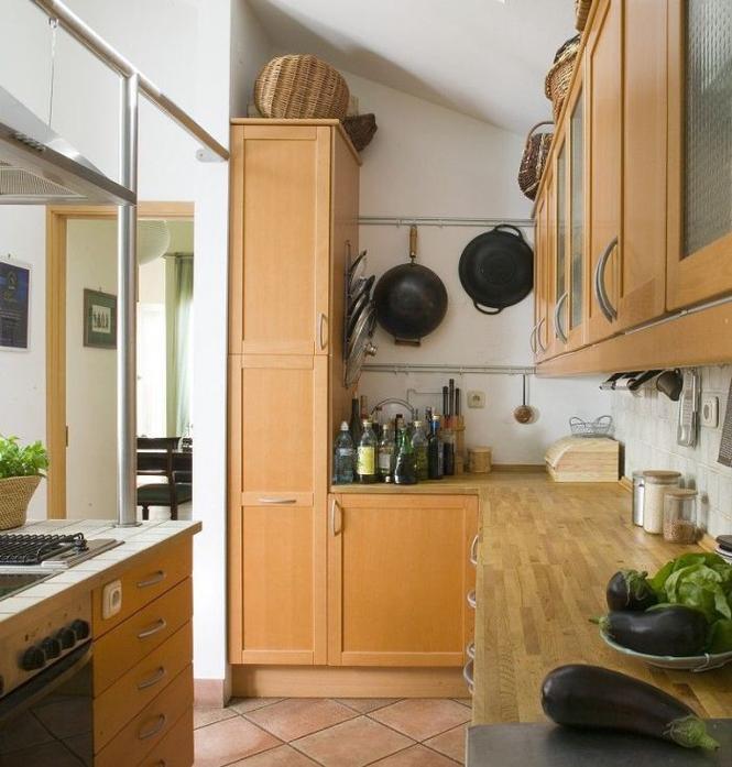 Kuchenne przepisy - szerokość kuchni