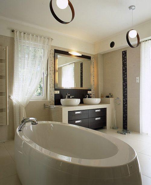 Galeria zdjęć - Oświetlenie w łazience: poznaj zasady doboru i montażu oświetlenia łazienkowego ...